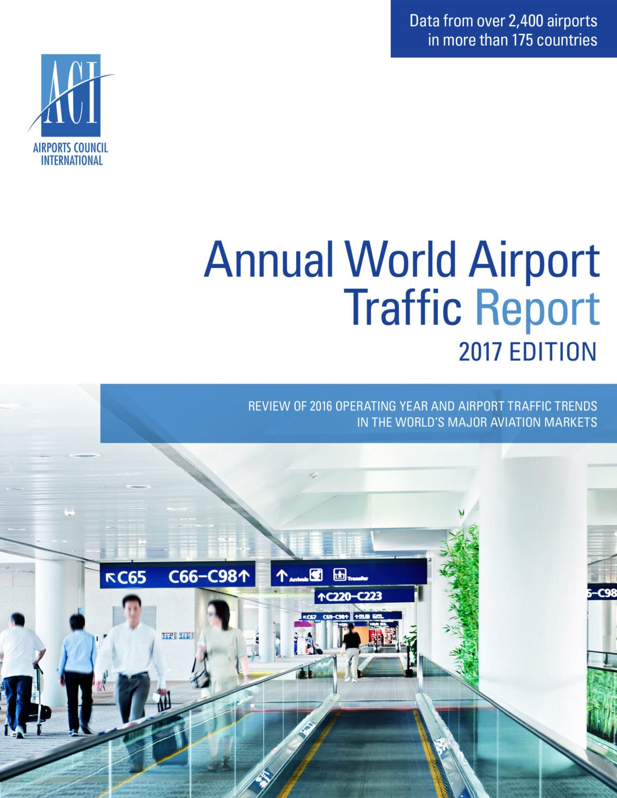 Annual World Airport Traffic Report, 2017