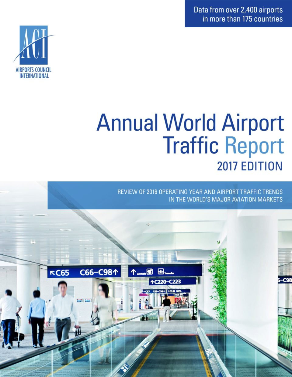 World Annual Traffic Reports (WATR)