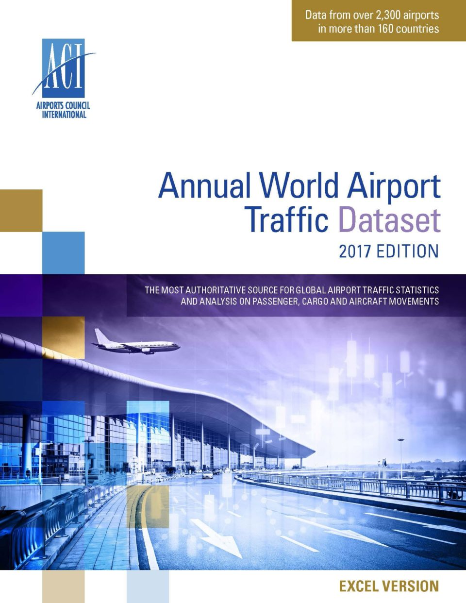 Annual World Airport Traffic Dataset, 2017
