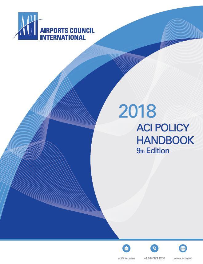 2018 ACI Policy Handbook Cover Image