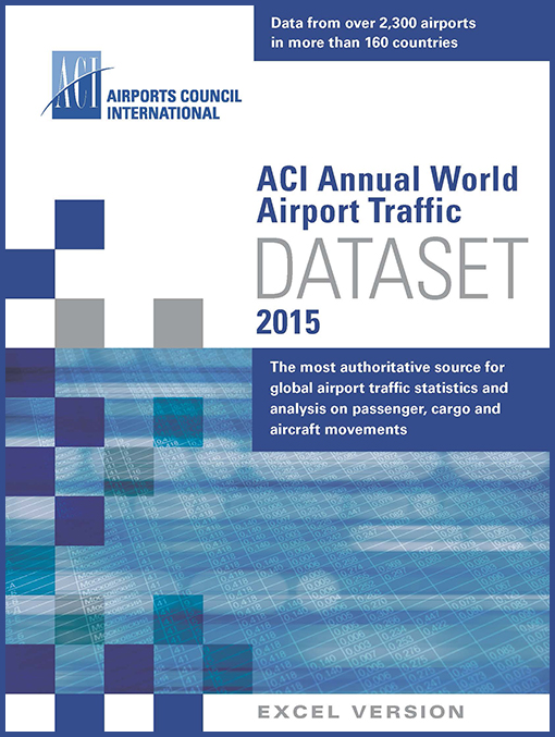 Annual World Airport Traffic Dataset, 2015 Cover Image