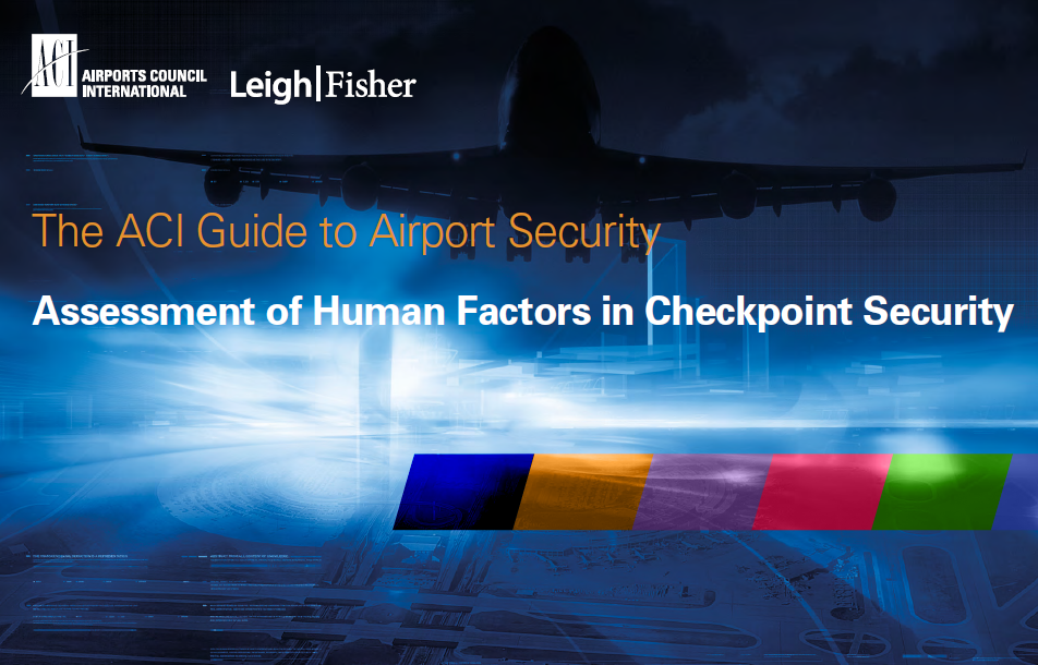 ACI Guide to Airport Security: Assessment of Human Factors in Checkpoint Security Cover Image