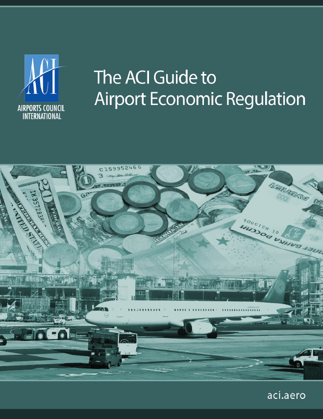 ACI Guide to Airport Economic Regulation Cover Image