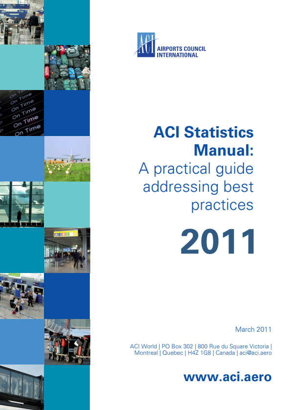 ACI Statistics Manual: A practical guide addressing best practices Cover Image