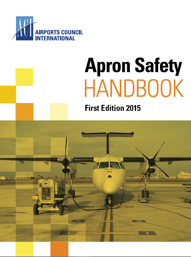 Apron Safety Handbook - First Edition 2016 Cover Image