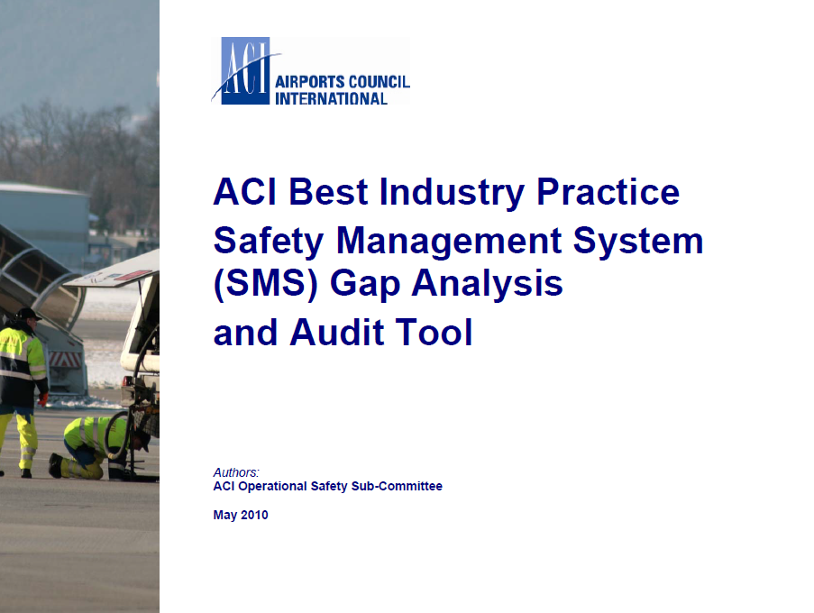Best Practice SMS Gap Analysis and Audit Tool (2010) Cover Image