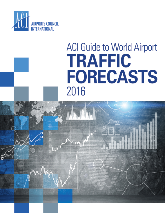 ACI World Airport Traffic Forecasts (WATF) 2016–2040 Cover Image