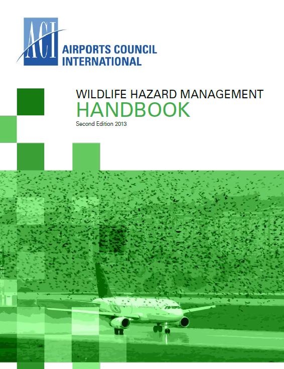 ACI Wildlife Hazard Management Handbook - Second Edition 2013 Cover Image