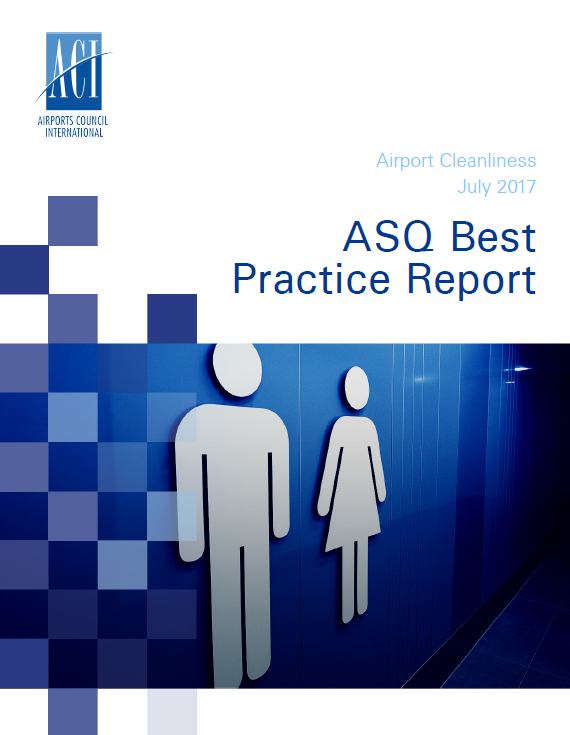 ASQ Best Practice Report: Airport Cleanliness cover image