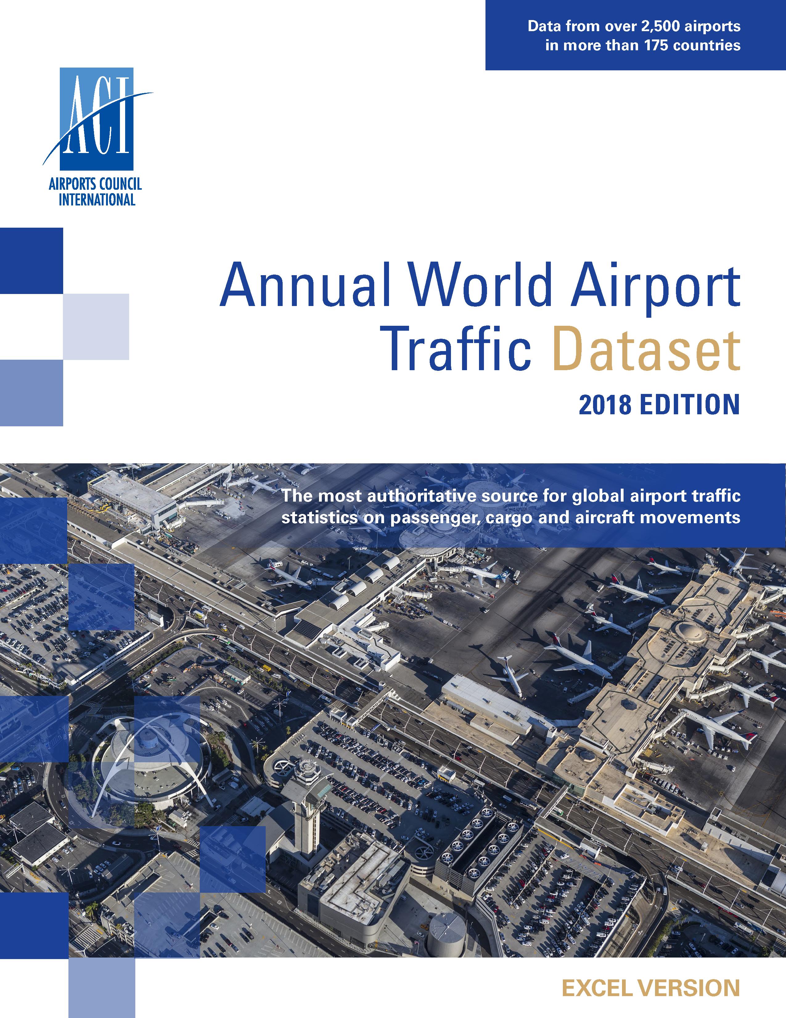 Annual World Airport Traffic Dataset, 2018