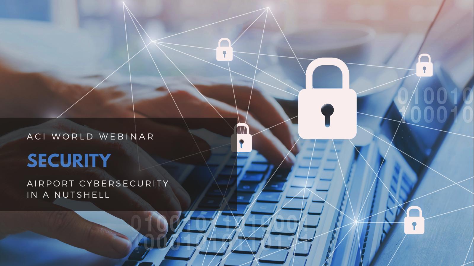 Cybersecurity webinar - website image
