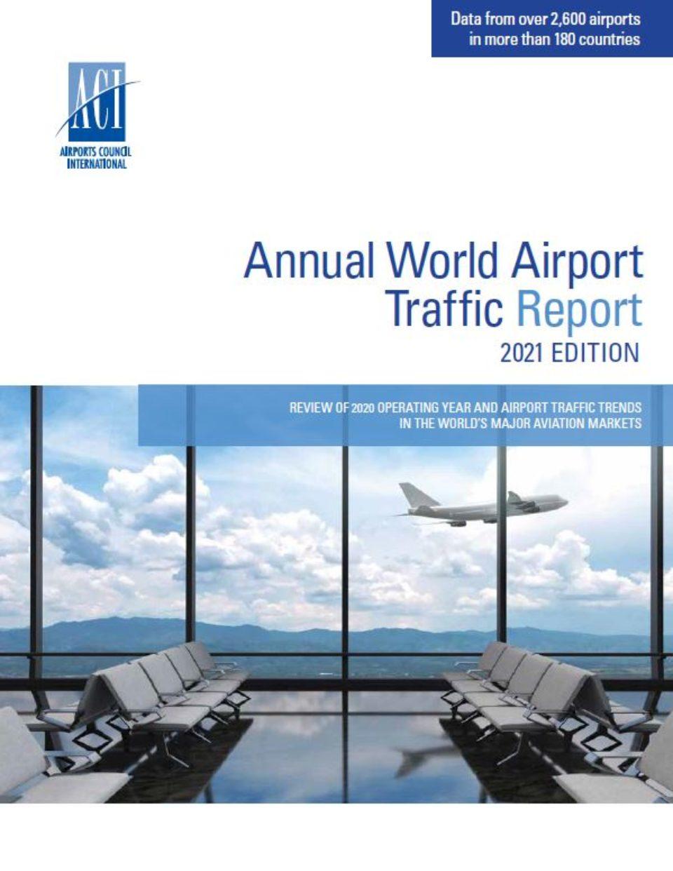 Annual World Airport Traffic Reports (WATR)
